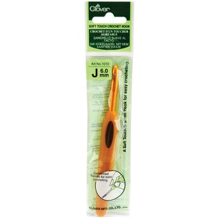 Soft Touch J10 6.0-mm Crochet Hook