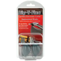 My-T-Fine Cordless Electronic Cutter Replacement Blades (Pack of 2)