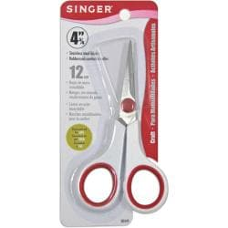 Singer 4.75-inch Embroidery Scissors