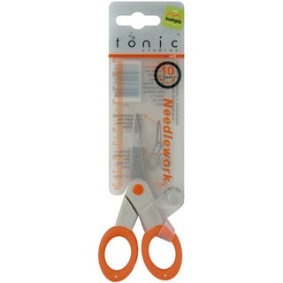 Tonic Studios 5-inch Kushgrip Needlework Scissors
