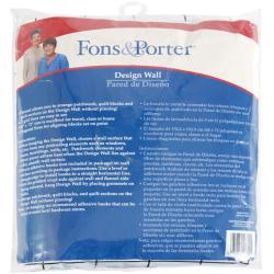 Dritz Fons & Porter Flannel Design Wall