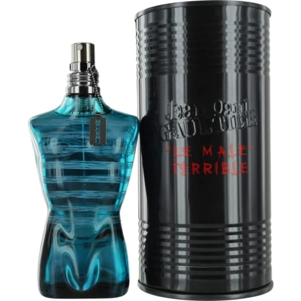 Jean Paul Gaultier Le Male Terrible Men's 4.2-ounce Eau de Toilette Spray