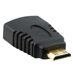 INSTEN Gold-plated HDMI to Mini HDMI F/ M Adapter