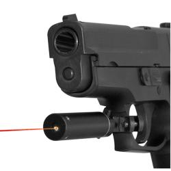 NcStar Red Laser Sight with Black Trigger Guard Mount