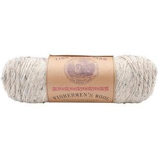 Lion Brand Birch Tweed Fishermen's Wool Yarn