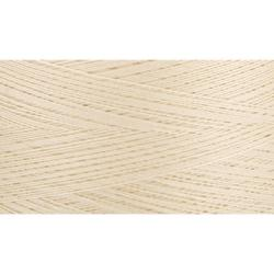 Gutermann Solids Natural White/Cream Cotton Thread 3281-yards