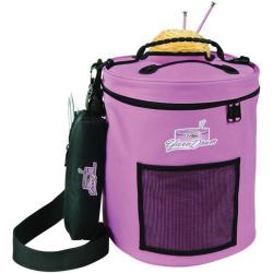 Large ArtBin Fabric 10.5-inch Round Yarn Drum with Easy-grip Handles