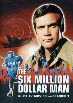 The Six Million Dollar Man: Season 1 (DVD)