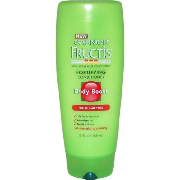 Garnier Fructis Body Boost 13-ounce Fortifying Conditioner