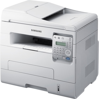 Samsung SCX-4729FD Laser Multifunction Printer - Monochrome - Plain P