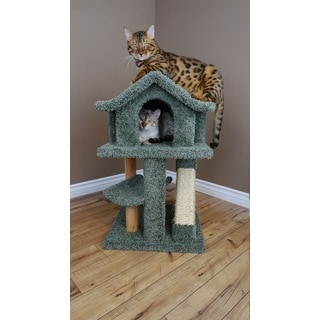 New Cat Condos Mini Cat Pagoda House