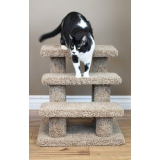 New Cat Condos Post Stairs