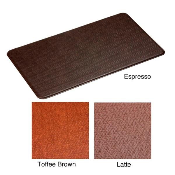Imprint Cobblestone Anti-fatigue Comfort Mat (1'8 x 3')