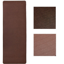 Imprint Cobblestone Anti-fatigue Comfort Runner Mat (26 x 72)