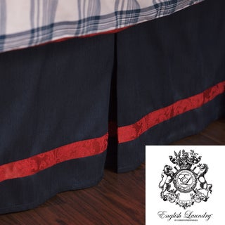 English Laundry Stock Port King/ California King-size Bedskirt