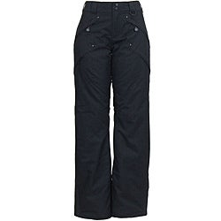 Boulder Gear Women's Black Cargo Snowboard Pants
