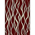 Brilliance Abstract Area Rug (3'3 x 4'11)