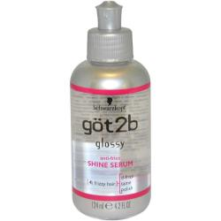 Got2b Glossy 4.2-ounce Anti-frizz Shine Serum