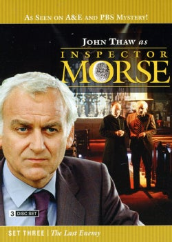 Inspector Morse Set Three: The Last Enemy (DVD)