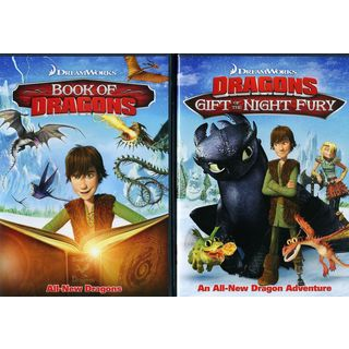Dreamworks Dragons (DVD)