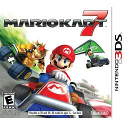NinDS 3DS - Mario Kart 7