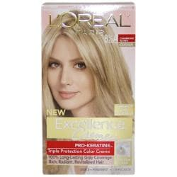 L'Oreal Superior Preference Fade-Defying Color # 8.5A Champagne Blonde Hair Color