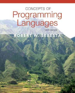 Concepts of Programming Languages (Hardcover)