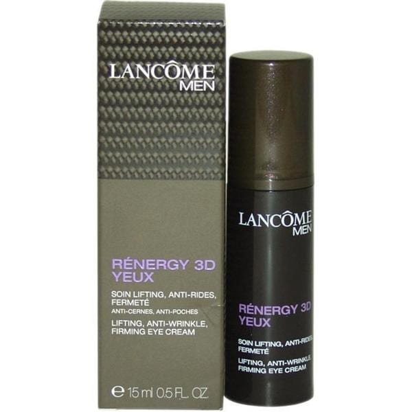 Lancome Men's Renergy 3D Lifting Anti-wrinkle Firming 0.5-ounce Eye Cream