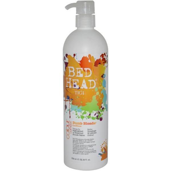 TIGI Bed Head Colour Combat Dumb Blonde 25.36-ounce Conditioner