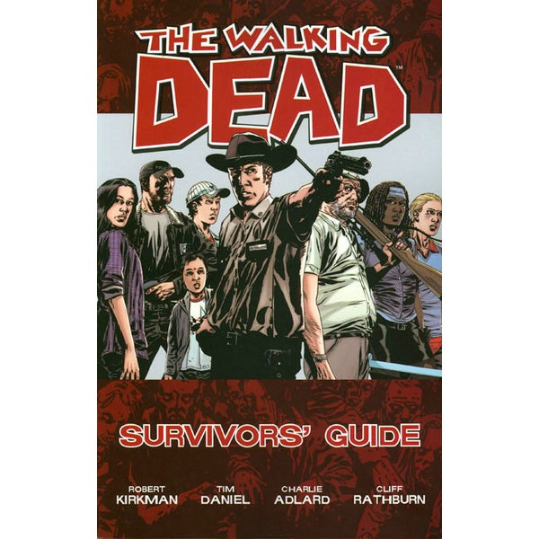 The Walking Dead Survivors' Guide (Paperback)