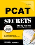 PCAT Secrets: PCAT Exam Review for the Pharmacy College Admission Test