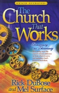 The Church That Works: Democracy Vs. Theocracy (Paperback)