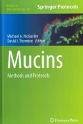 Mucins: Methods and Protocols (Hardcover)