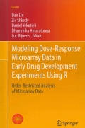 Modeling Dose-Response Microarray Data in Early Drug Development Experiments Using R: Order Restricted Analysis o... (Paperback)