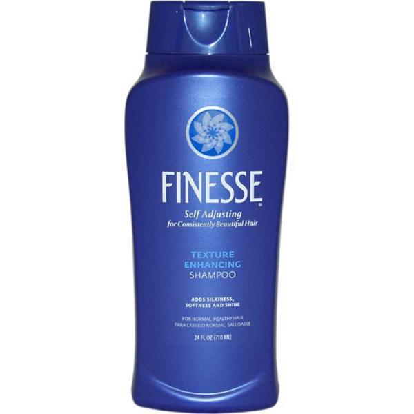 Finesse 24-ounce Self Adjusting Texture Enhancing Unisex Shampoo