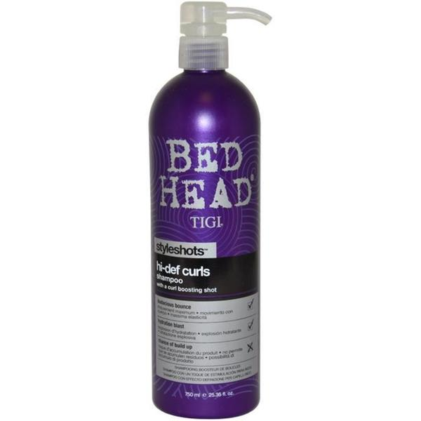 TIGI Bed Head Styleshots Hi-Def Curls 25.36-ounce Shampoo