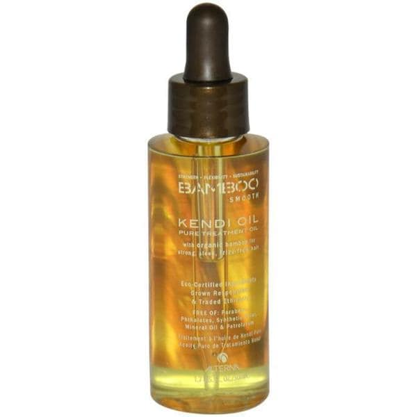 Bamboo Smooth Pure Kendi 1.7-ounce Oil Treatment by Alterna