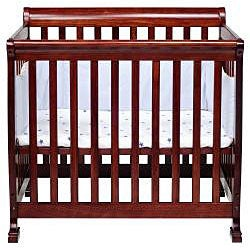 DaVinci Kalani New Zealand Pine Mini Crib