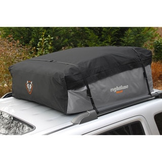 Rightline Gear Sport 3 Black/Gray Nylon/Polyester Car-top Carrier