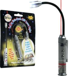 Twin-beam LED and Separate Laser Light Set (Pack of 4)