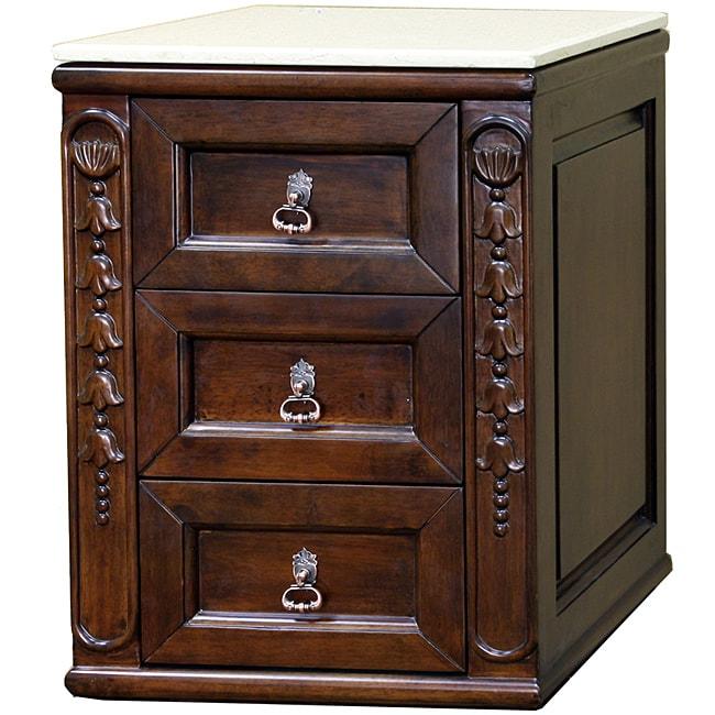 ashby marble top bathroom cabinet bridge 13856174