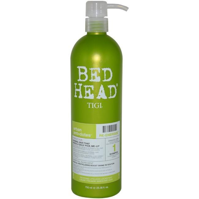 TIGI Bed Head Urban Antidotes 25.36-ounce Re-Engergize Shampoo