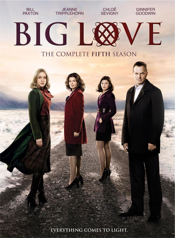 Big Love: The Complete Fifth Season (DVD)
