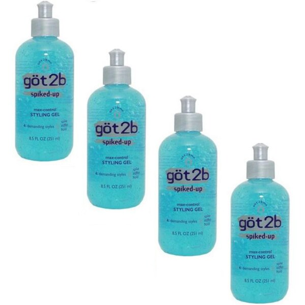 Got2b Spiked-Up Max-Control 8.5-ounce Styling Gel