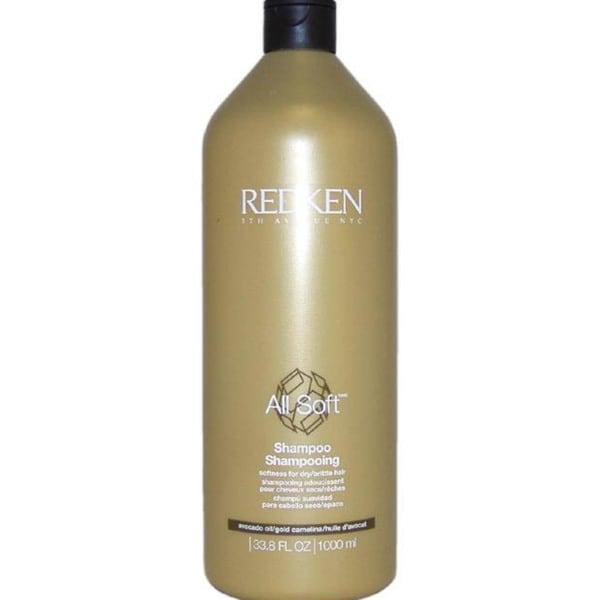 Redken All Soft 33-ounce Shampoo