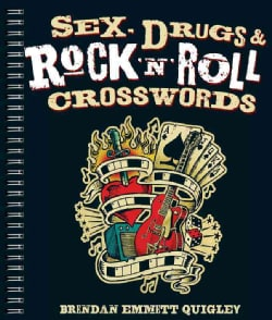 Sex, Drugs & Rock 'n' Roll Crosswords (Paperback)