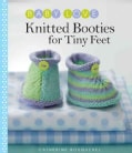 Knitted Booties for Tiny Feet (Paperback)