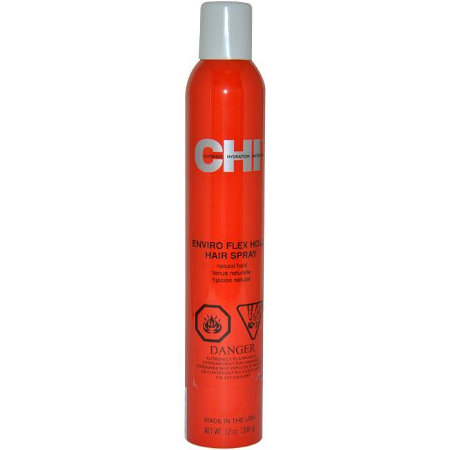 CHI Enviro Flex Hold Natural Hold 12-ounce Hair Spray