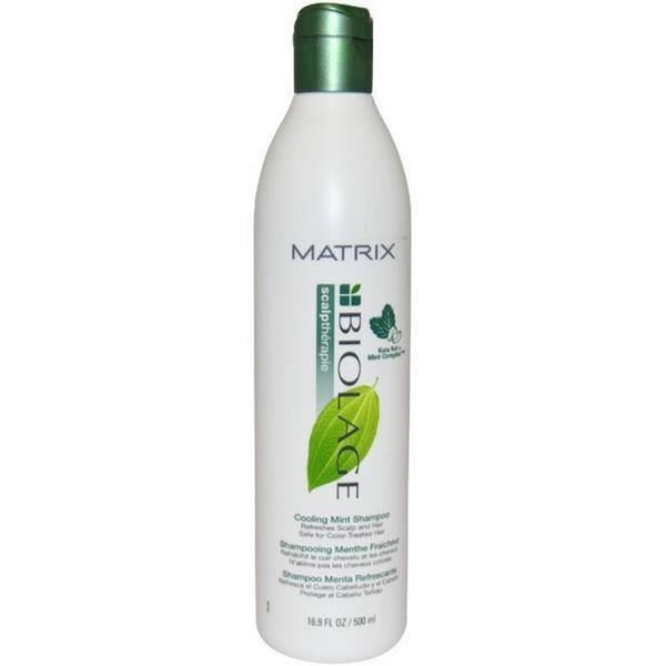 Matrix Biolage Scalptherapie 16.9-ounce Cooling Mint Shampoo
