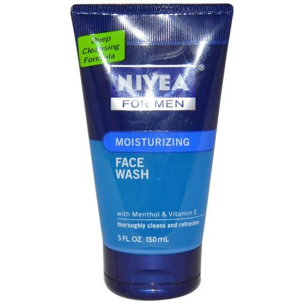 Nivea 'Moisturizing Face Wash' Men's 5-ounce Face Wash